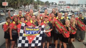 offshore racing, champion, Team Allen